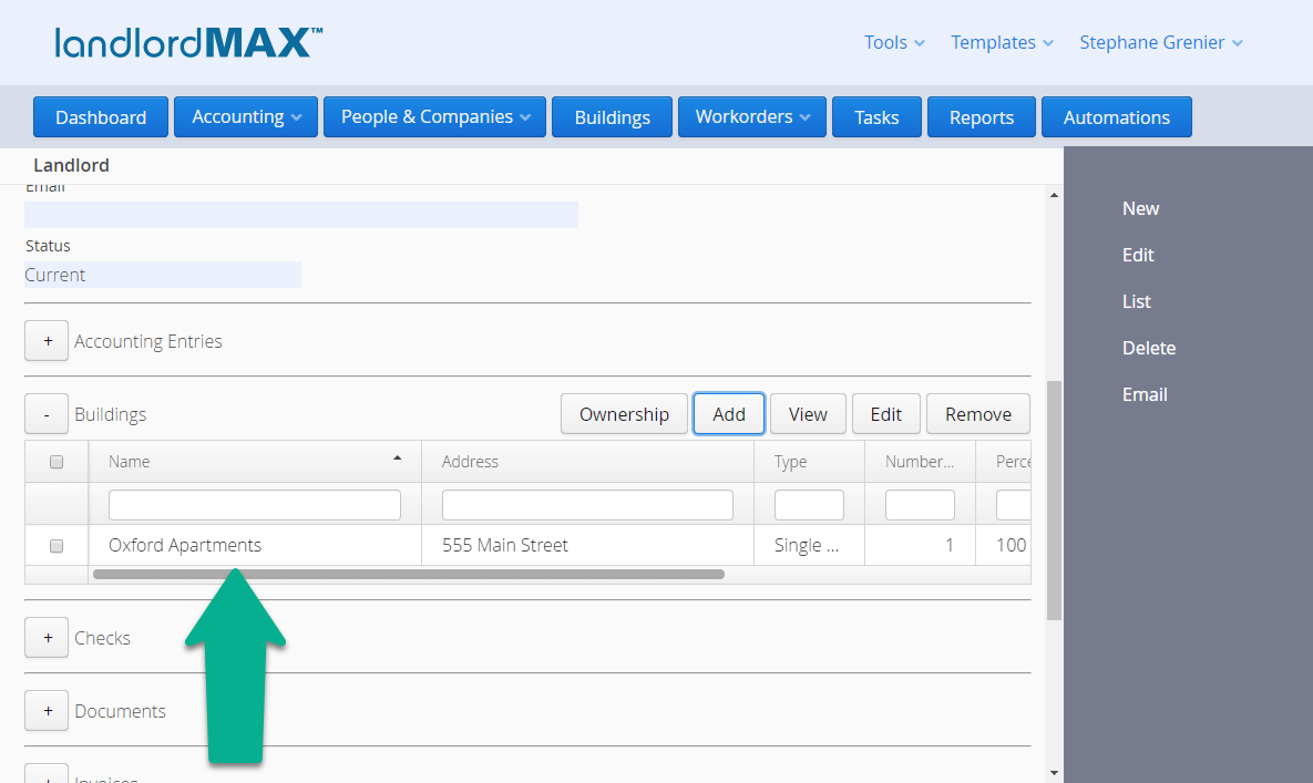 LandlordMax Property Management Software: Landlord Complete